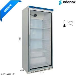 Armario de congelación EDENOX