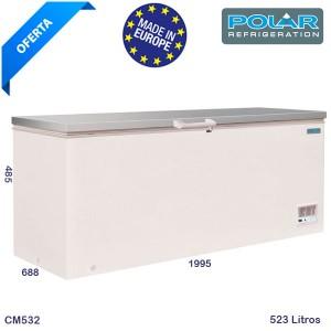 Polar arcón congelador