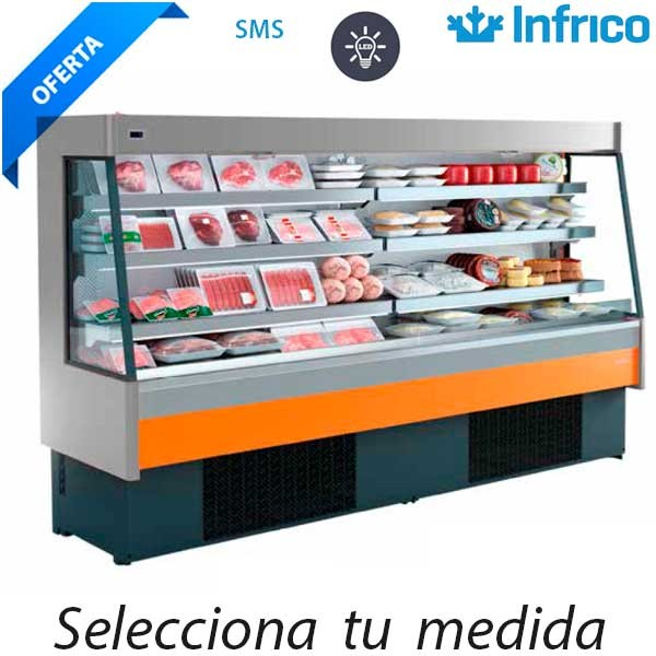 Semimural Refrigerada Infrico