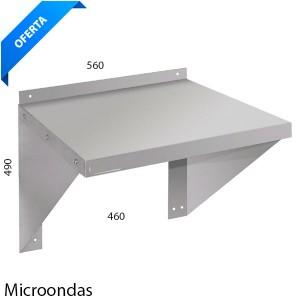 Estantería Microondas barata
