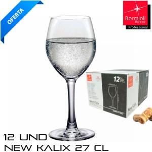 Copa New Kalix Agua 27 Cl (Caja 12 und)
