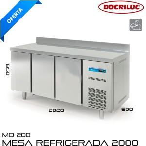 Mesa refrigerada barata