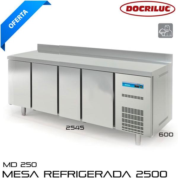 Mesa Refrigerada Docriluc
