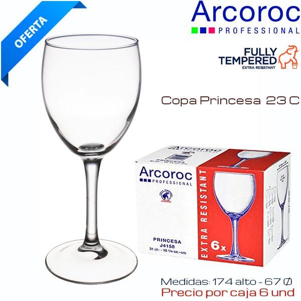 Copa Agua Princesa