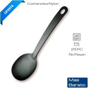 Cuchara lisa Nylon Cocina