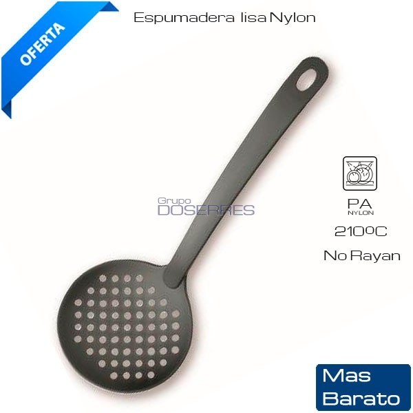 Espumadera lisa Nylon Cocina