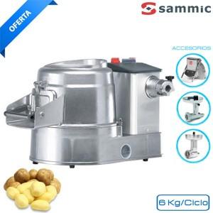 Peladora de patatas PPC6+ Sammic