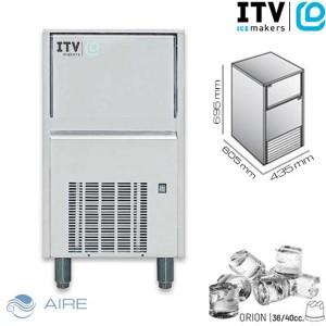 Fabricador cubitos de hielo ITV ORION 30 (AIRE)