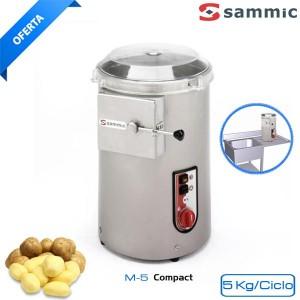 Peladora de patatas M5 Sammic