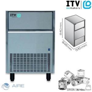Fabricador cubitos de hielo ITV ORION 60 (AIRE)