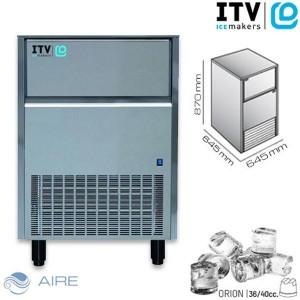 Fabricador cubitos de hielo ITV ORION 80 (AIRE)