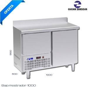 Bajo mostrador Refrigerado 1000