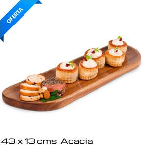 Tabla madera acacia