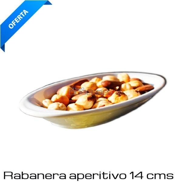 Rabanera de aperitivo de Porcelana
