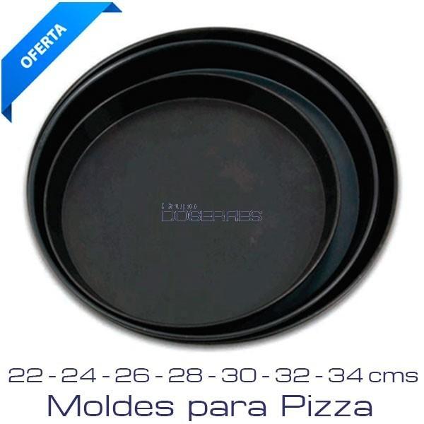 Molde para pizza