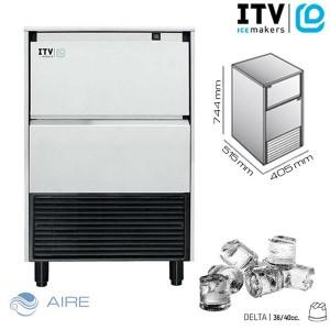 Fabricador de hielo ITV DELTA NG30