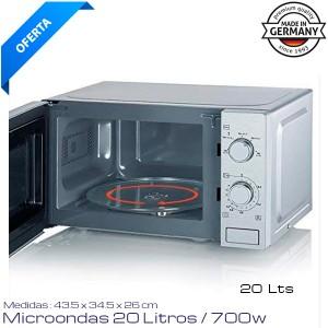Microondas Industrial inox
