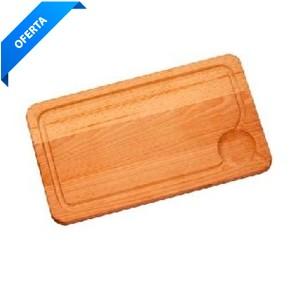 Tabla madera Carne