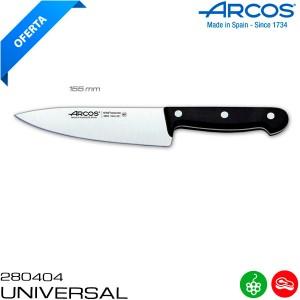 Cuchillo Cocinero 155 mm