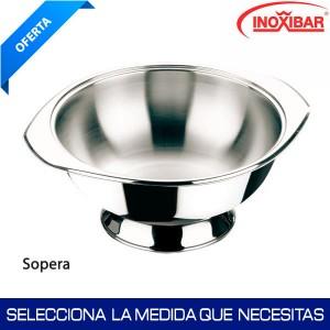 Sopera con base inox (Selecciona Medidas)