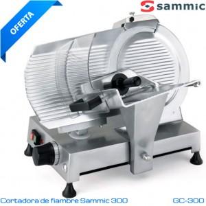 Cortadora de fiambre Sammic 300