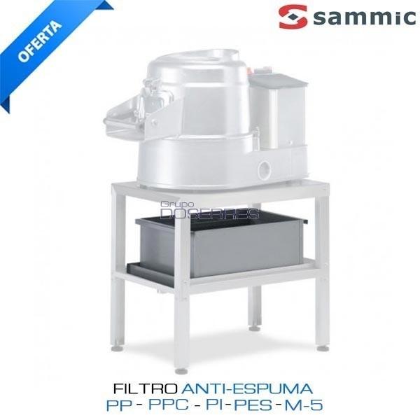 Accesorio filtro para peladora de patatas