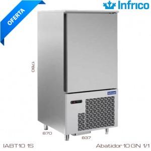 Abatidor de temperatura IABT-10 1S