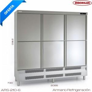 Camara Refrigeración 1780 x 1780 - h 2180mm