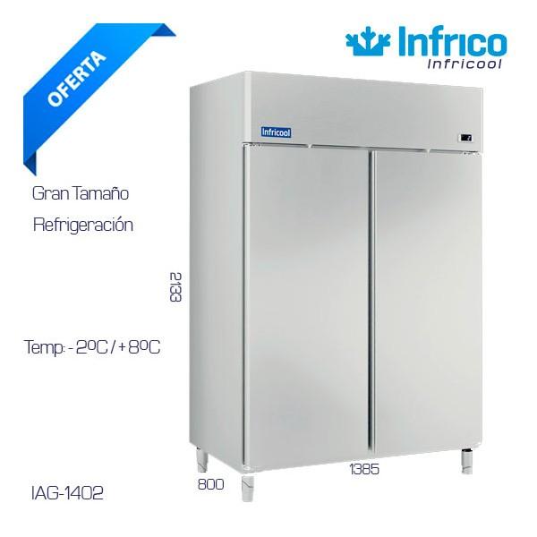 Armario Refrigeración Infrico