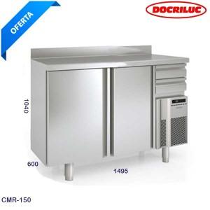 Altomostrador refrigerado Docriluc 1500