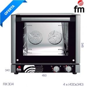 Horno Panadería RX 304