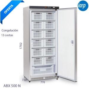 Congelador vertical ABX 500 IARP