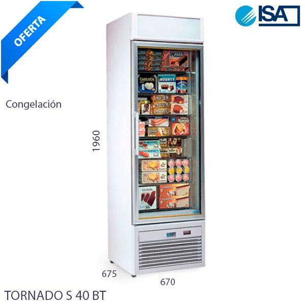 Congelador Tornado S 40 BT
