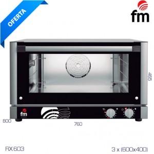 Horno panadería RX 603