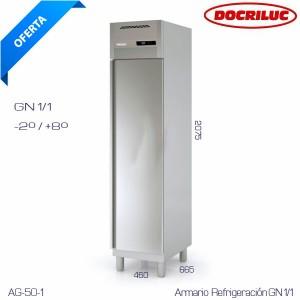 Armario refrigeración Gastronorm