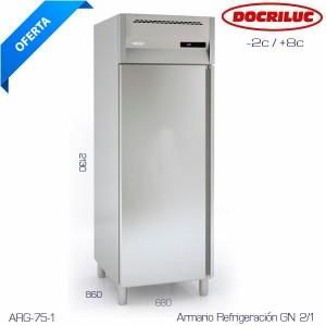 Armario refrigeración docriluc