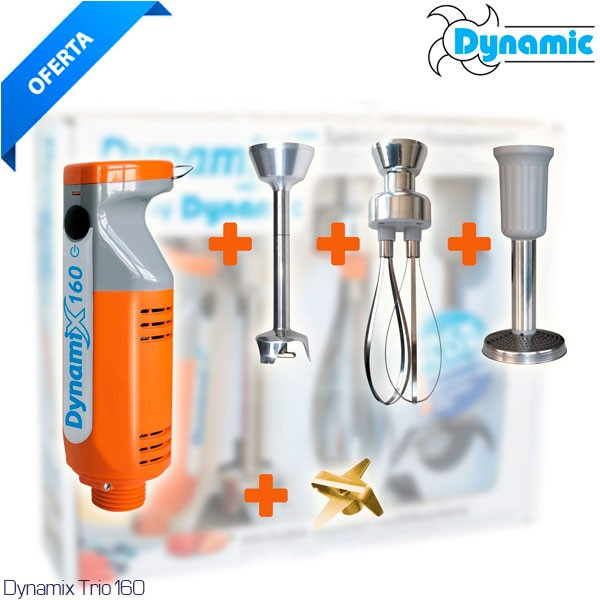 Pack Dynamix Trio
