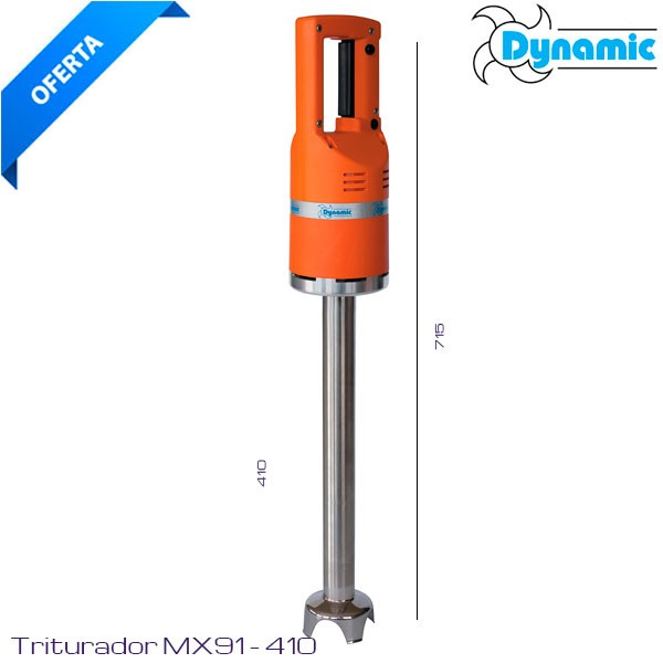 Triturador MX 91 Dynamic
