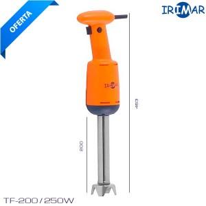 Triturador brazo fijo IRIMAR 200