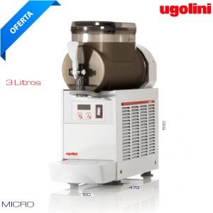 Granizadora Ugolini Micro