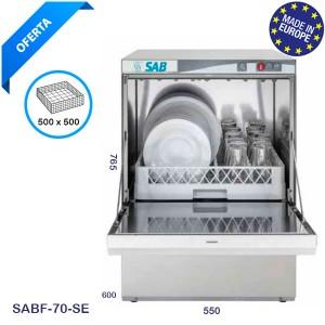 Lavavajillas-Lavavasos 50x50 super eco