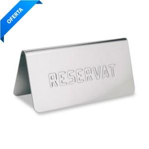 Placa Reservat