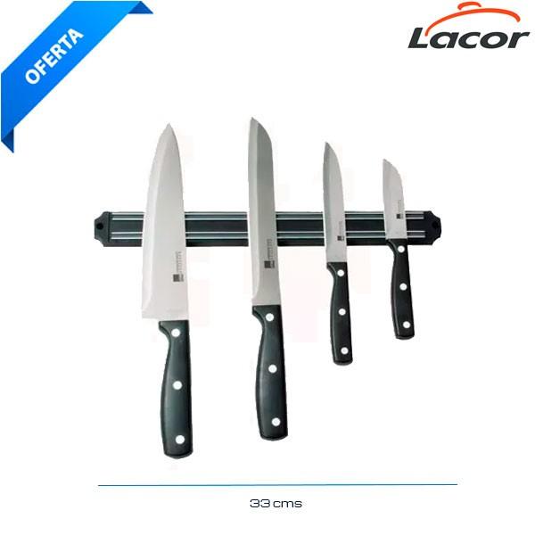Soporte magnético de cuchillos