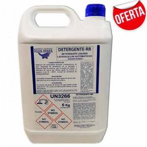 Detergente para lavavajillas industriales