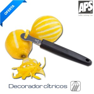Decorador de citricos