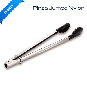 Pinza Jumbo nylon 30 cm