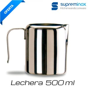 Lechera inox 500 ml