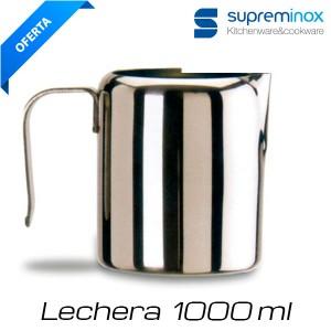 Lechera inox 1000 ml