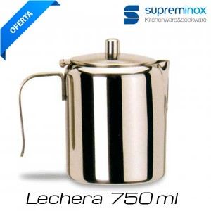 Lechera cafetera inox 750 ml