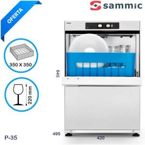 Lavavasos Sammic P35